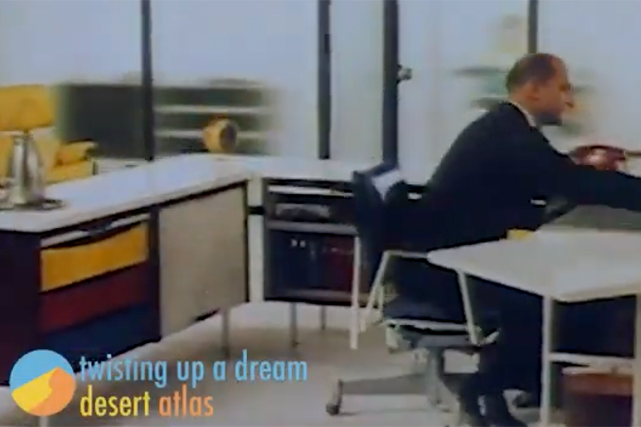 New song and video: 'Twisting Up a Dream'